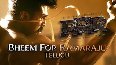 Ntr, Ajay Devgn | Ss Rajamouli  | Bheem For Ramaraju - Rrr (Telugu) - Happy Birthday Ram Charan