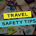 Travel Safety Tips #infographic