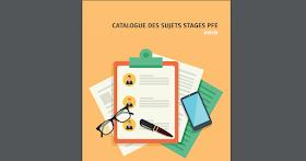 [PFE-2020] catalogue des stages PFE Sagemcom