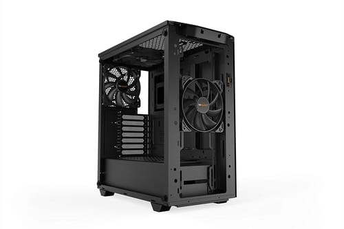 Review be quiet BGW37 Pure Base 500DX Mid Tower ATX PC Case