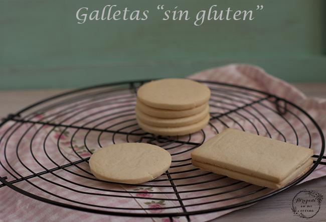 Galletas Sin Gluten Para Decorar Con Fondant