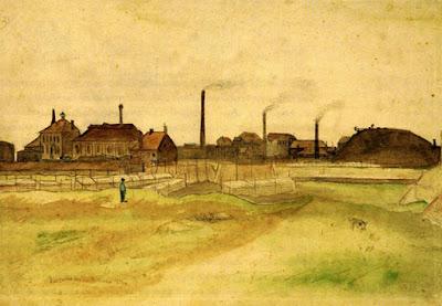 Van Gogh mons