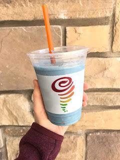 Vanilla blue sky jamba juice