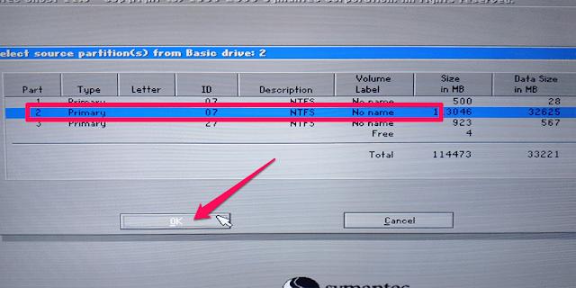 طريقة -عمل -نسخة -احتياطية- للويندوز -ببرنامج- Norton Ghost - واستعادتها