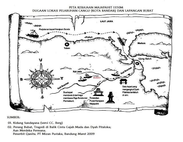 Sejarah Lengkap Kerajaan Majapahit (1293-1527)