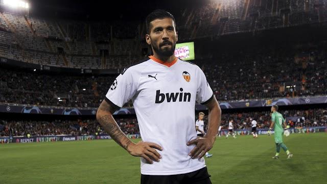 Spanish club Valencia confirms that over third of squad team members contract coronavirus