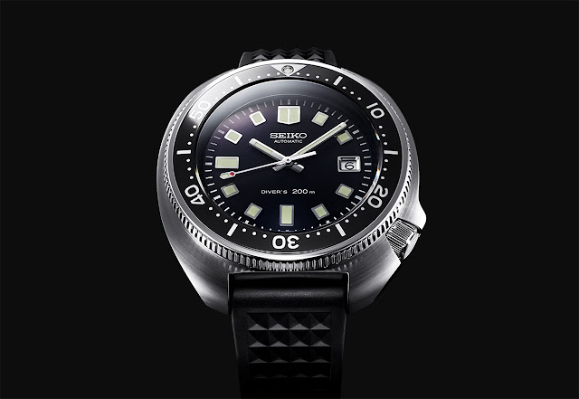 Seiko Prospex 1970 Diver's Re-creation Limited Edition SLA033J1 (or SBDX031 in Japan)