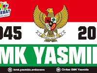 Contoh Banner HUT-RI Dirgahayu Republik Indonesia