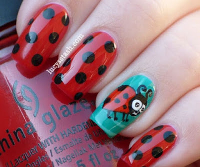 trendy and attractive nail art ideas