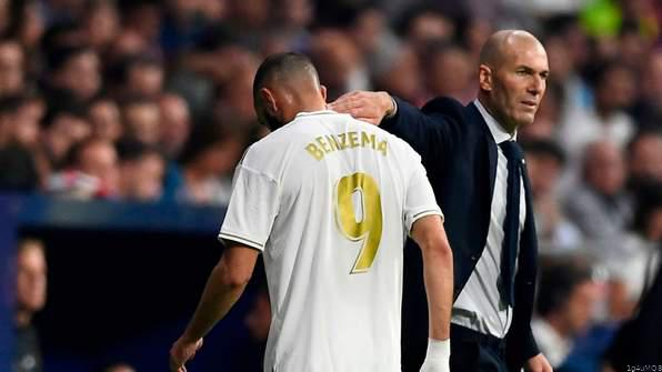 Zidane: Benzema Should Be Called Up By France