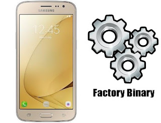 Samsung Galaxy J2 2016 SM-J210F Combination Firmware