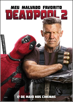 Capa Deadpool 2 Dublado Torrent