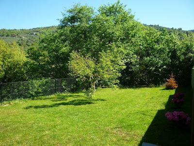 affitto appartamento in Toscana con giardino, piscina
