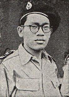 Letnan Kolonel H. Daan Jahja