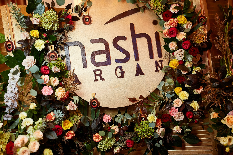 Nashi Argan Lessenza Launch Party Studioofmydreams
