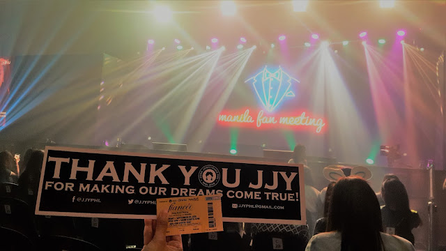 Fiancee: Jung Joon Young Fanmeeting in Manila