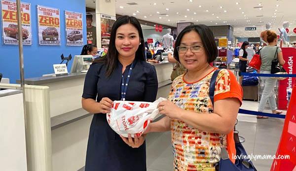 SM woman - SM Store - SM City Bacolod - Bacolod blogger