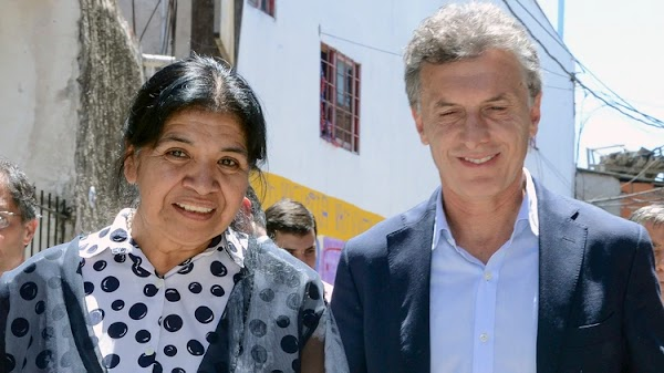 Margarita Barrientos reconoció que empeoró la crisis pero sigue apoyando a Macri