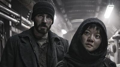 Snowpiercer merupakan filem Inggeris pertaman Bong Joon Ho