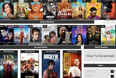 Extramovies Bollywood Hollywood 300MB Movies Download