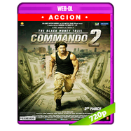 Commando 2 (2017) WEB-DL 720p Audio Dual Latino-Ingles