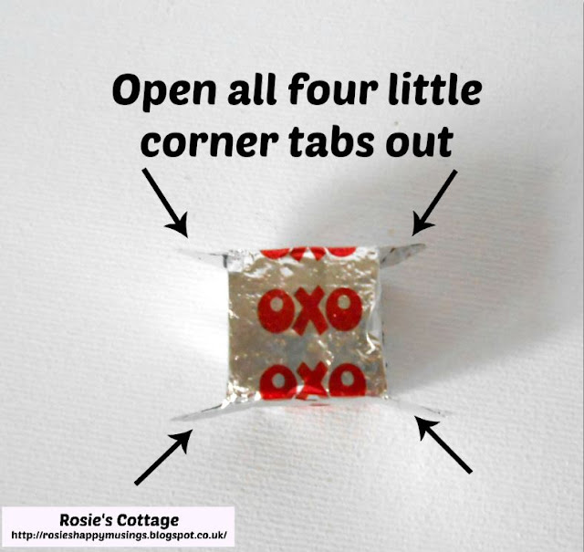 Open All Four Corner Tabs