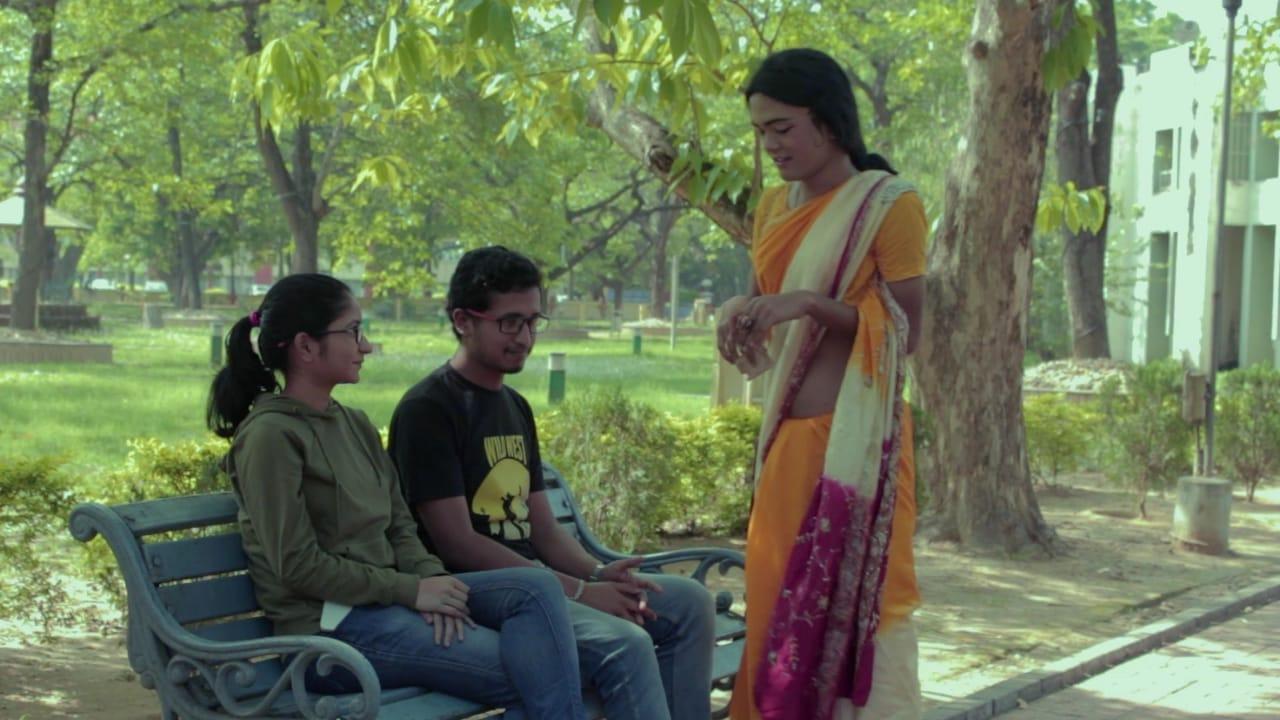 কলকাতা আন্তর্জাতিক চলচ্চিত্র উৎসবে 'তৃতীয় মাঠে'র খোঁজে আইআইটি খড়গপুরের শাওন 4