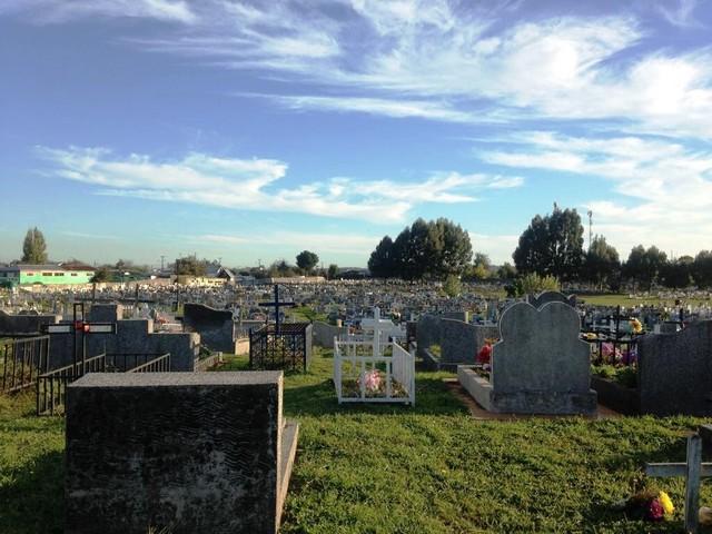 Osorno: Cementerio Municipal abrirá de lunes a viernes