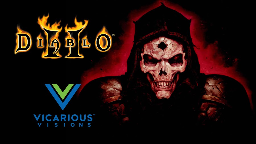 diablo 2 resurrected remaster reported release 2020