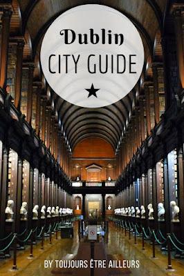 Dublin en deux jours en hiver : que voir, où manger ? City guide pour une virée express dans la capitale irlandaise. #Ireland #Irlande #citytrip