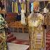 Ο Σεβ.Μητροπολίτης Σταγών και Μετεώρων κ.Θεόκλητος στον ενοριακό Ιερό Ναό Αγ. Αθανασίου Αύρας.