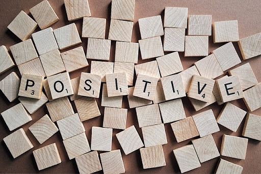 Positive language for feedback