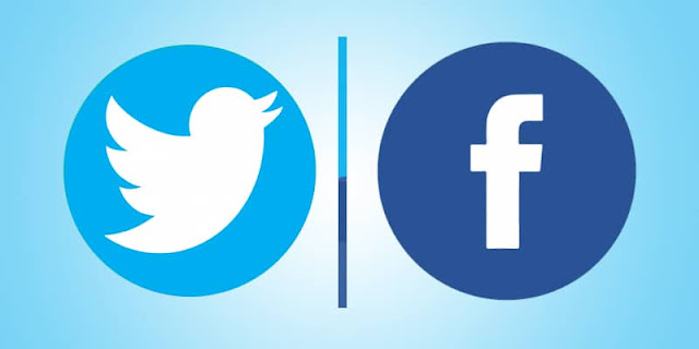 Facebook and twitter data exposed