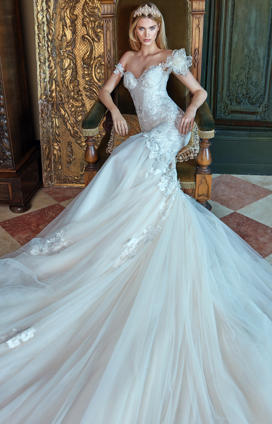 Galia Lahav Le Secret Royal Tony