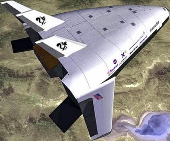 Polymath DARPAs Spaceplane an X33 version