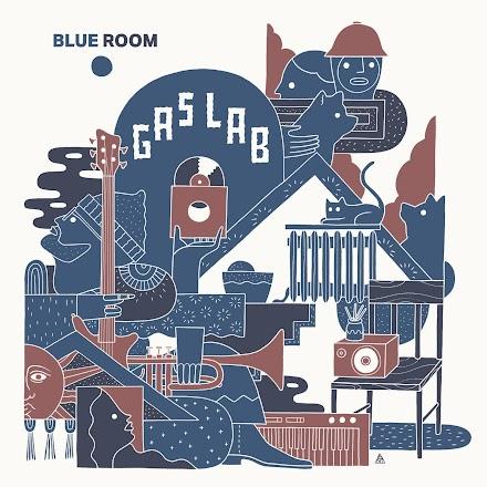 GAS LAB - BLUE ROOM | Full Album Stream & Vinyl Tipp