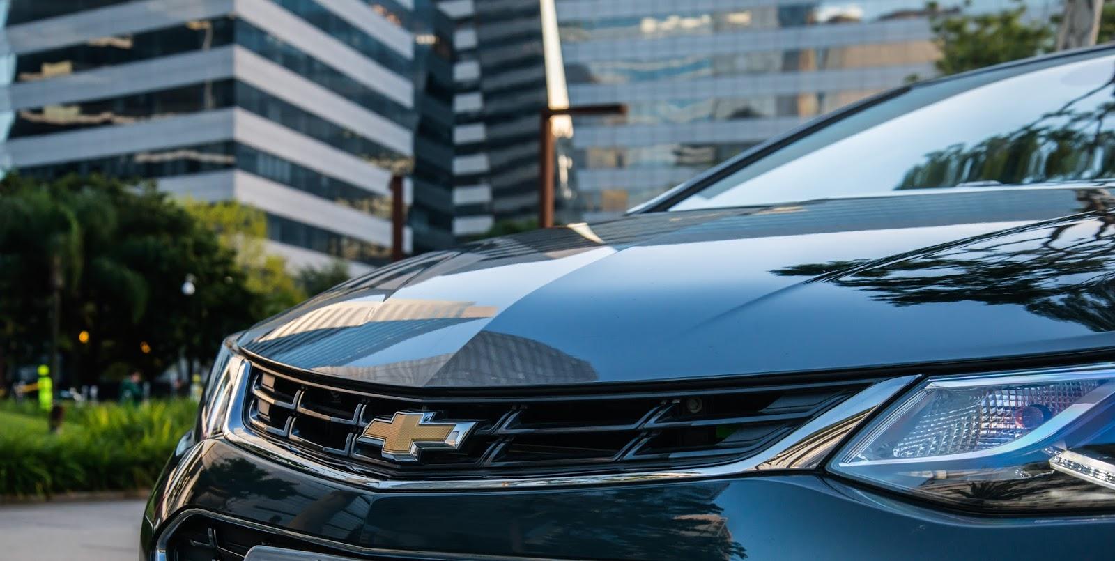 Chevrolet Cruze Sport6 Incorpora Equipamentos Na Linha 2018