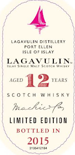 Lagavulin 12 Special Release 2015