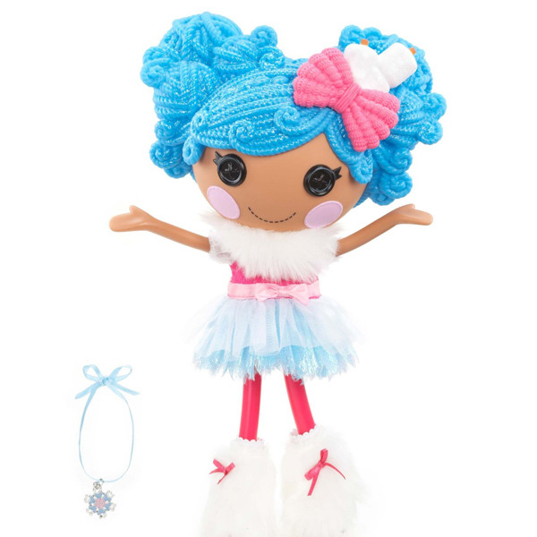 Lalaloopsy Super Silly Party Large Doll- Mittens Fluff 'N' Stuff