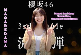 tamura hono nagaredama sakurazaka46