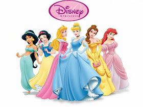 Kit De Aniversario Princesas Cone Para Guloseimas Rotulos