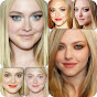 Dakota Fanning and Amanda Seyfried look alike Beautiful Blue Eyes looks like Diamond Sky within Wonderful Wonderment