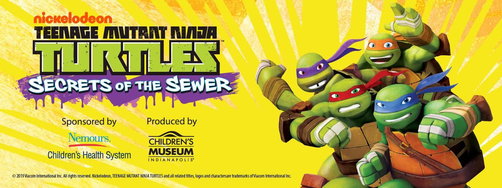 NickALive!: Nickelodeon's Teenage Mutant Ninja Turtles Share