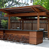 Home Patio Bar Ideas