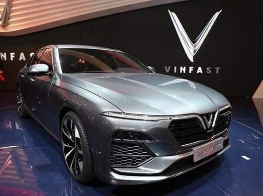 VinFast Sedan untuk Vietnam