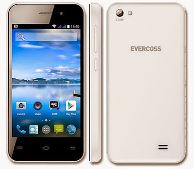 Download Firmware / Stock ROM Evercoss A7R