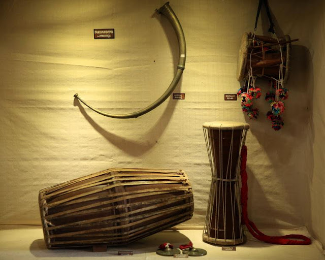 Musical Instruments of Kerala