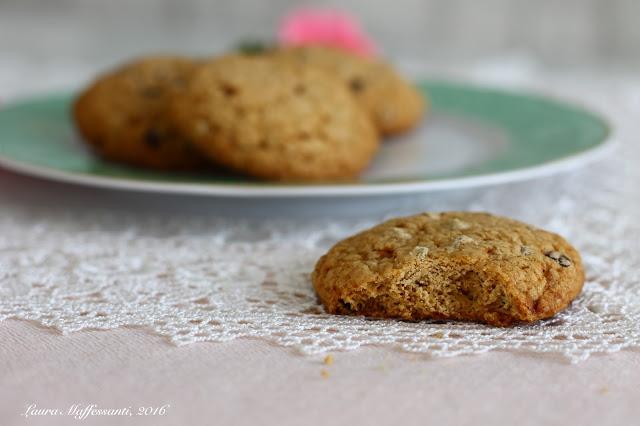 biscotti vegan ricetta senza glutine