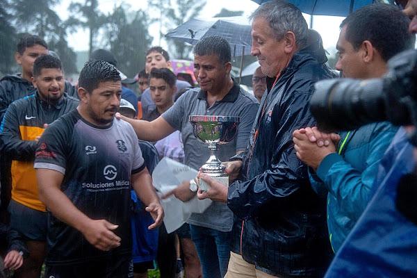 Corsarios campeón de la Liguilla Ascenso
