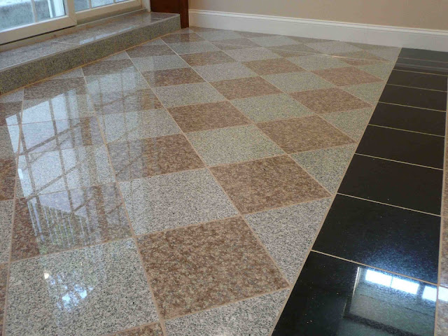Granite Floors is The Best Choice to Decorate Your Floor